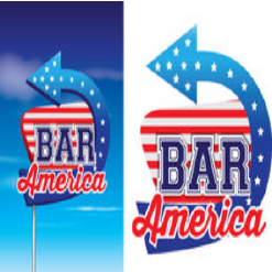 American Diner Bar Coco Cola Garden American Bud Bar Droitwich Worcestershire Worcester